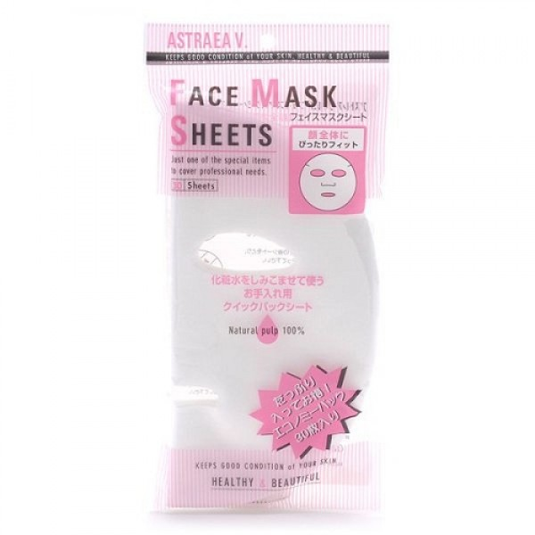 Face Mask Sheets(Economy Pack) 面膜紙