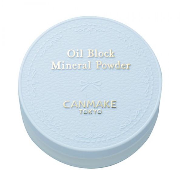 Oil Block Mineral Powder 01 透明色