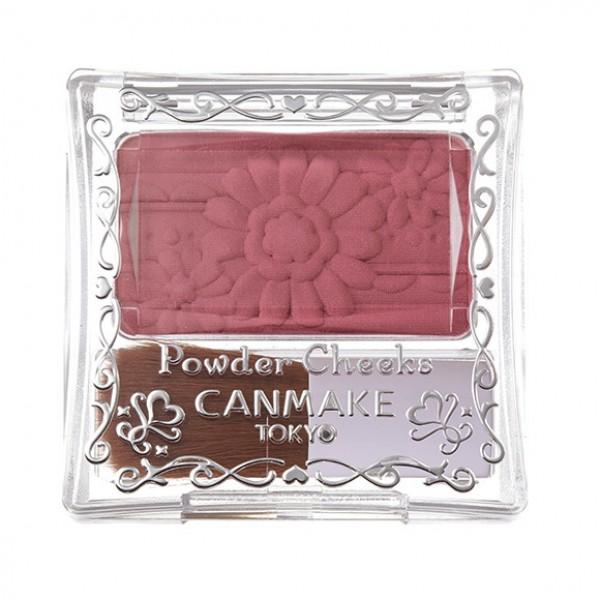 Powder Cheeks 胭脂粉 (41 玫瑰磚紅)
