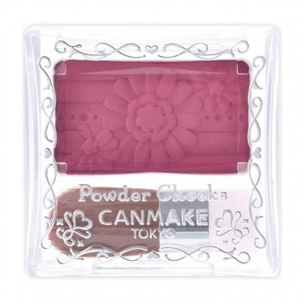 Powder Cheeks 胭脂粉 (38 Plum Pink 梅子紅)