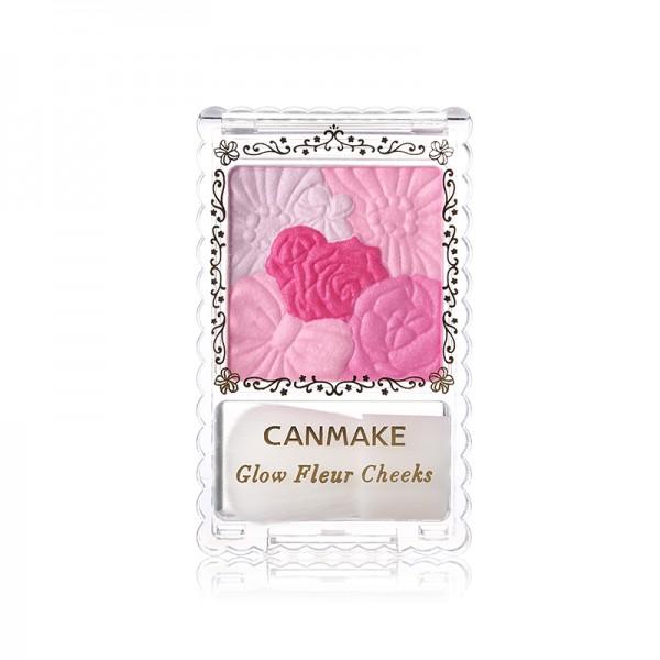 Glow Fleur Cheeks 花漾瑰麗胭脂 (08 紫紅莓色)