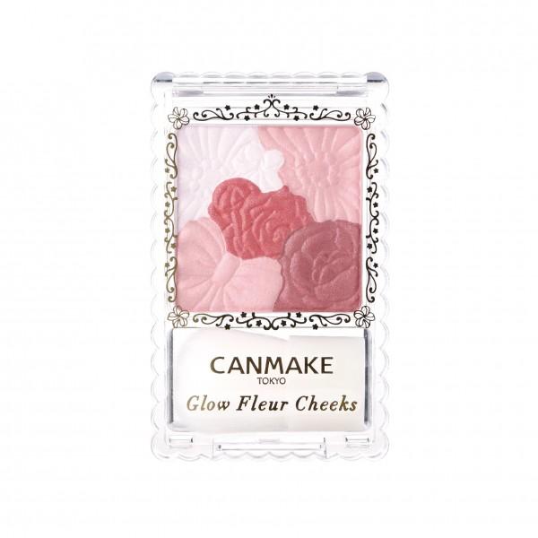 Glow Fleur Cheeks 花漾瑰麗胭脂 (09 玫瑰酒紅)