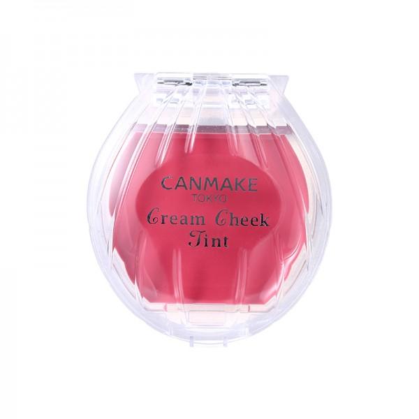 Cream Cheek Tint  夢幻胭脂膏 (持久系列) (04 梅子櫻桃)