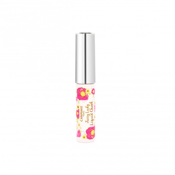 Juicy Lady Liquid Cheek 果漾水潤胭脂液 (01 Rose Pop 時尚玫瑰) - 7 days discount