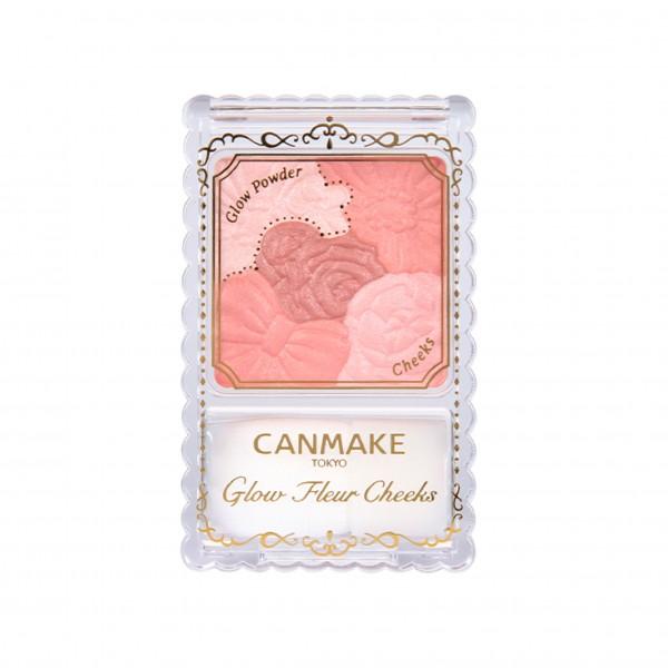 Glow Fleur Cheeks 花漾瑰麗胭脂 (11 粉紅奶茶)