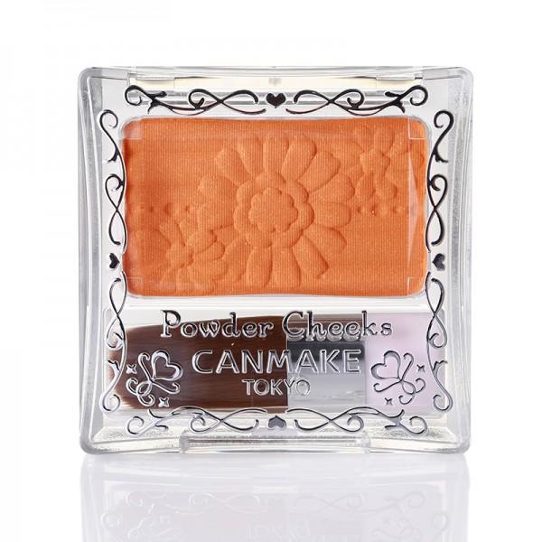 Powder Cheeks 胭脂粉 (25 鮮粉紅橙)