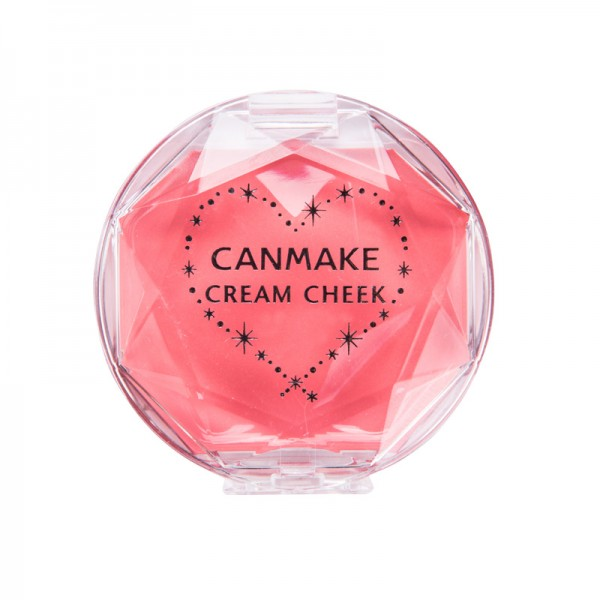 Cream Cheek 夢幻胭脂膏 (07 珊瑚橙)