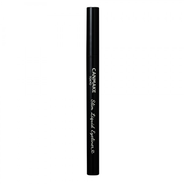 CANMAKE Slim Liquid Eyeliner 極緻纖細眼線液 - 01 Black 黑色