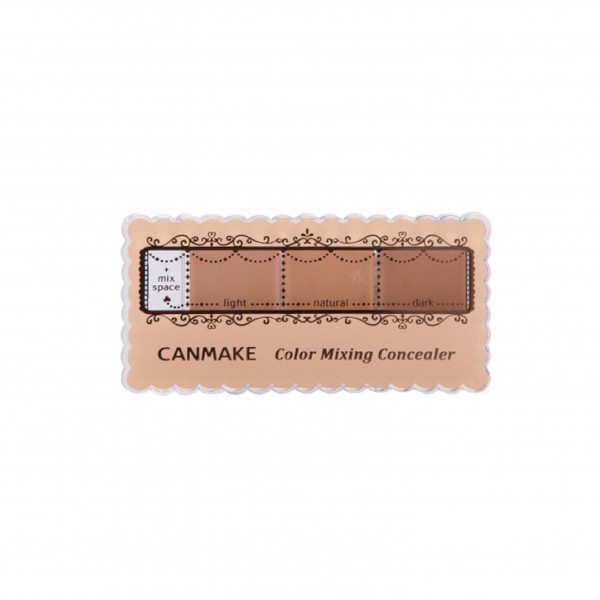 Color Mixing Concealer 混色遮瑕 (01 Light Beige淺膚色)
