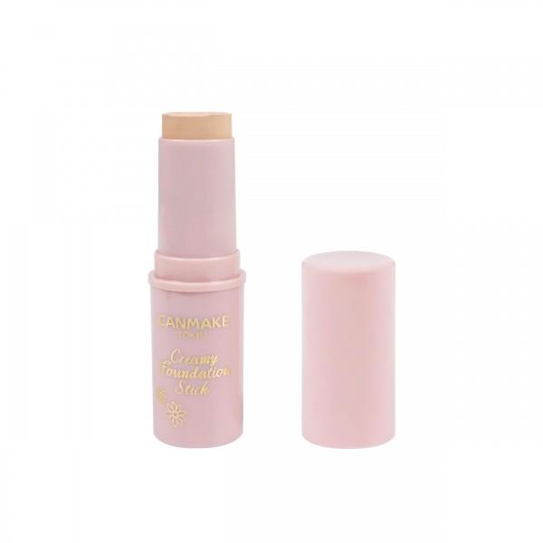 Creamy Foundation Stick 柔滑粉底棒 (01 淺膚色)
