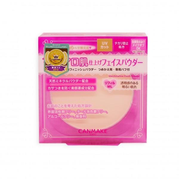 Marshmallow Finish Powder Refill ML 透亮美肌蜜粉餅補充裝 (ML啞淺膚色)