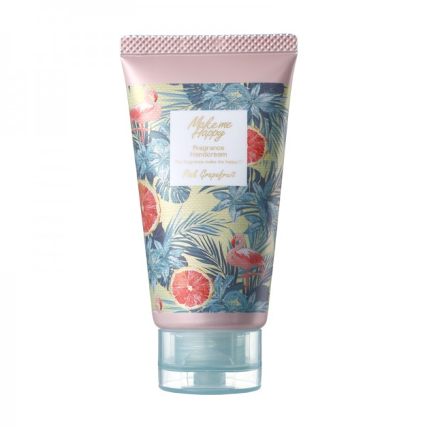 Make Me Happy Fragrance Hand Cream 美樂潤手霜 (02 Pink Grapefruit)