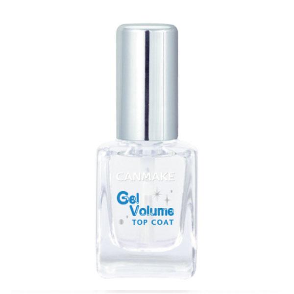 Gel Volume Top Coat 豐厚啫喱亮光油 (透明)