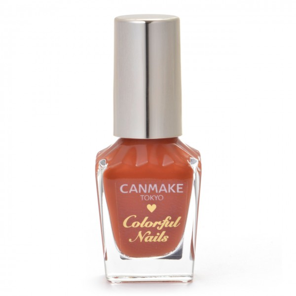 Colorful Nails 瑰麗色彩亮甲油 (N42 Burnt Orange 橙紅色)
