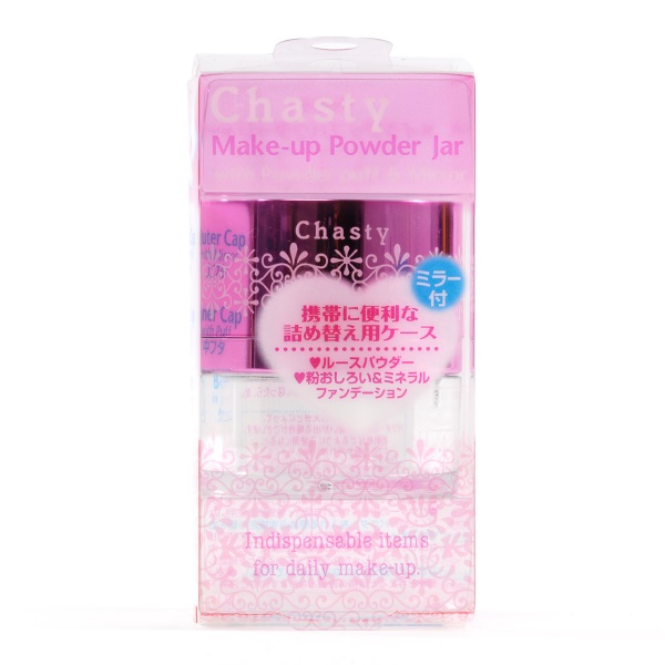 Make Up Powder Jar 碎粉盒