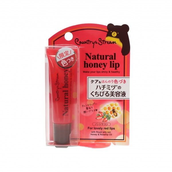 Natural Honey Lip 蜂蜜深層潤唇 (紅潤色)