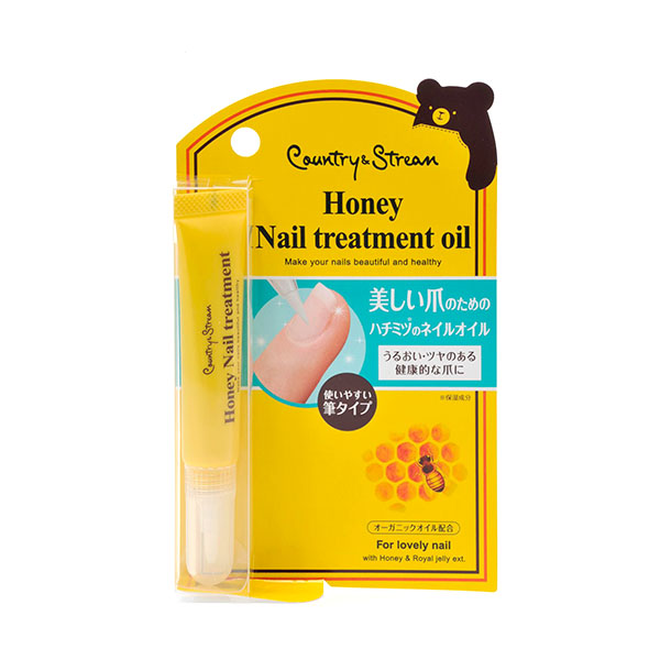 Honey Nail Treatment 蜜糖指甲深層修護