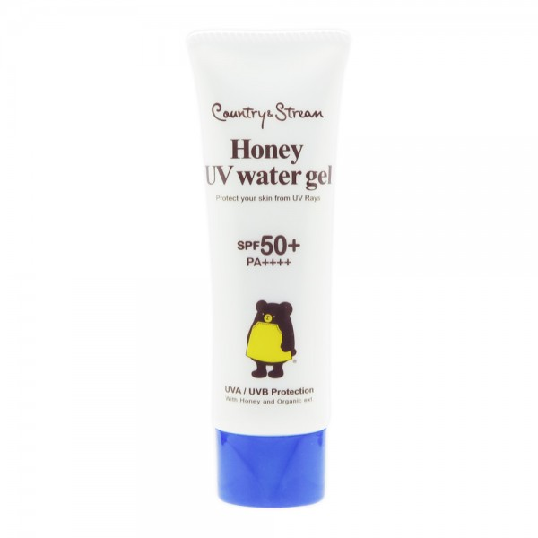 Honey UV Water Gel 50+  50+蜜糖防曬啫喱