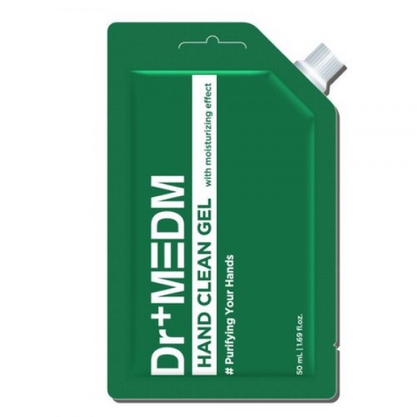 Dr+ MEDM Hand Clean Gel-Spout Type 酒精搓手液