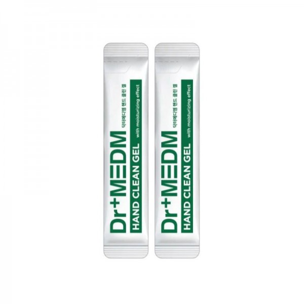DR+ MEDM Hand Clean Gel-Stick Type (30 Sticks) 酒精搓手液 (4ml x 30條獨立便攜裝)