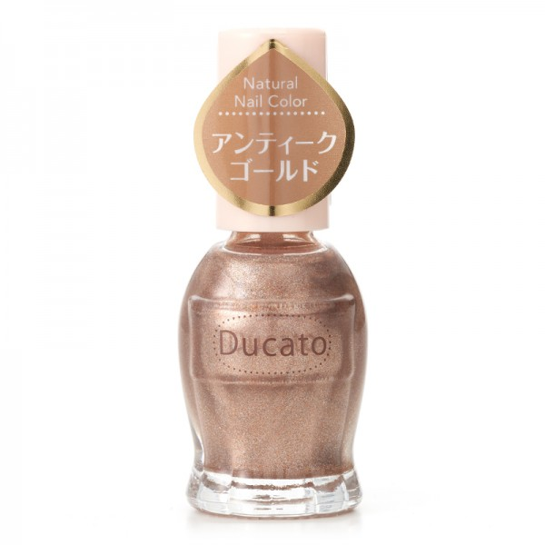 Ducato Natural Nail Color N81 自然系 (仿古金)