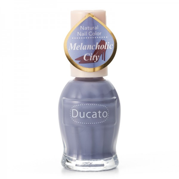 Ducato Natural Nail Color N96 Melancholic City (限定)