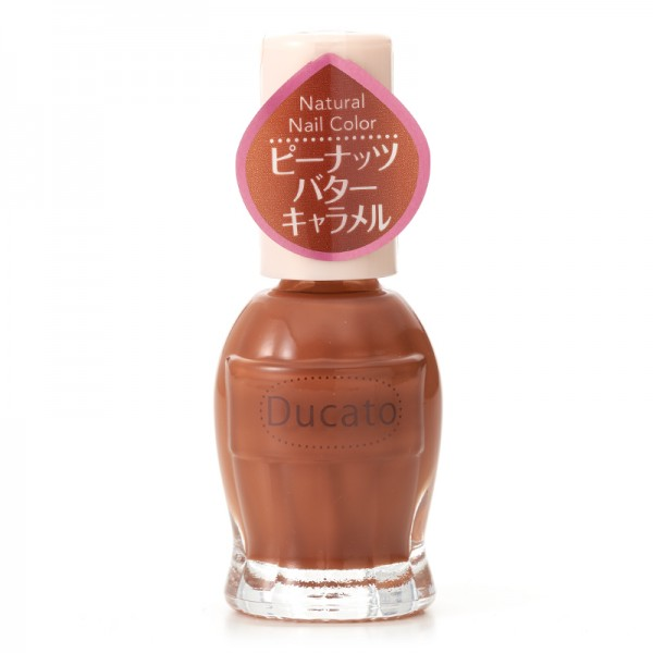 Ducato Natural Nail Color N106 Peanut Butter Caramel (花生醬焦糖色)