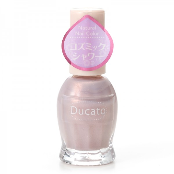 Ducato Natural Nail Color N113 自然系 宇宙紫白 (限定)