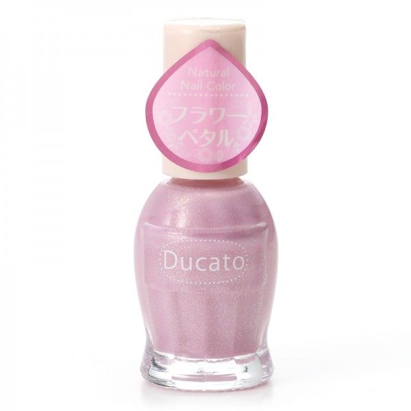 Ducato Natural Nail Color N114 自然系 (Flower Petal 淡粉紅珍珠) 限定
