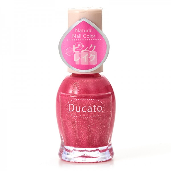 Ducato Natural Nail Color N118 Pink Lake粉紅湖色 (限定)