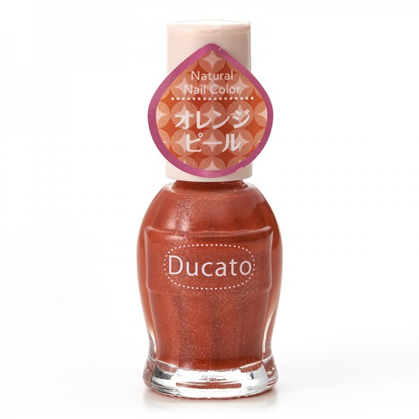 Ducato Natural Nail Color N122 Orange Peel 橙啡色 (限定)