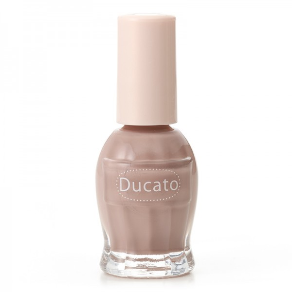 Ducato Natural Nail Color N124 Milk Tea Latte 奶茶拿鐵色 (限定)