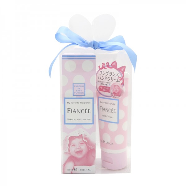 Baby Puff Puff Body Mist & Hand Cream Coffret