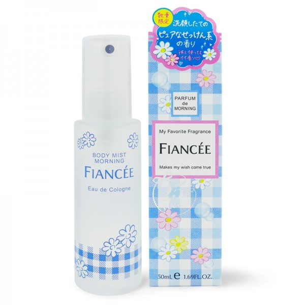Fiancee Body Mist - Morning 晨曦淡香味