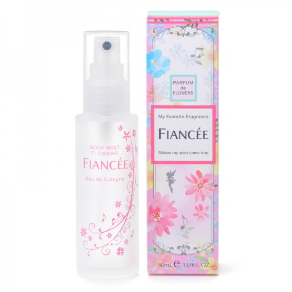 Fiancee Body Mist - Waltz of flowers 花仙子香味身體噴霧