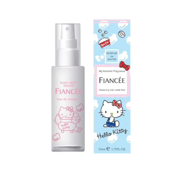 Fiancee Body Mist - Savon (Hello Kitty 限定版)