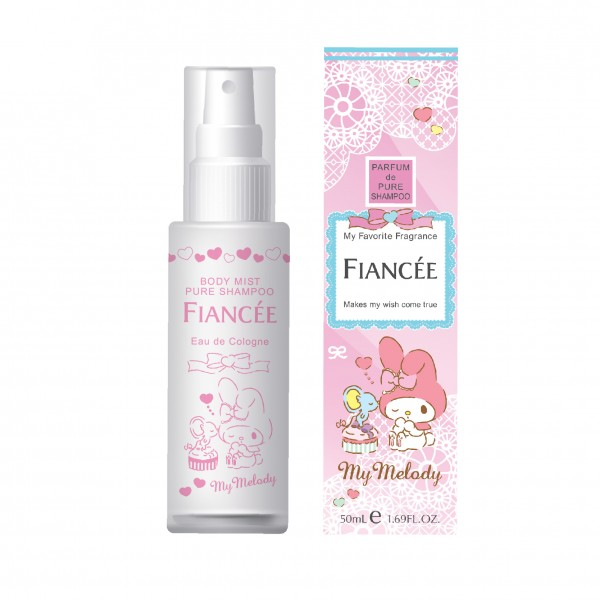 Fiancee Body Mist - Pure Shampoo ( My Melody 限定版)