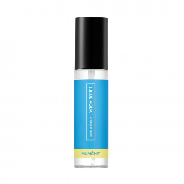 MUMCHIT Fabric & Living Perfume 纖維香氛噴霧 - Light Blue Aqua 海洋甜菊香味
