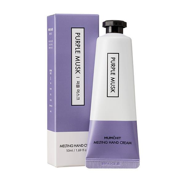MUMCHIT Melting Hand Cream 香氛護手霜 - Purple Musk (清幽麝香味)
