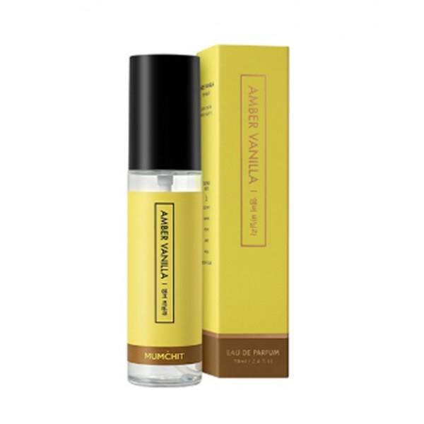MUMCHIT Fabric & Living Perfume 纖維香氛噴霧 - Amber Vanilla 琥珀雲呢拿香