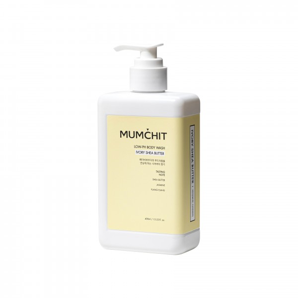 MUMCHIT Body Wash 沐浴露 - Ivory Shea Butter (乳木果油香味)