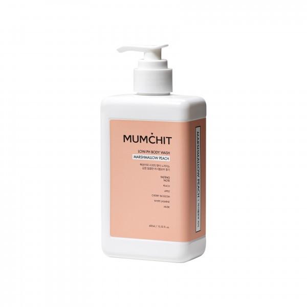 Body Wash Marshmallow Peach 沐浴露(蜜桃香味)