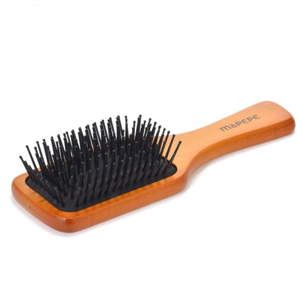 Mini paddle brush of Fluffy Cushion  迷你楓木按摩髮梳